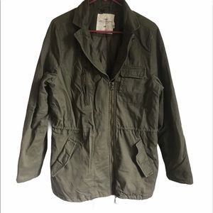 H&M Lined Parka Fall Jacket